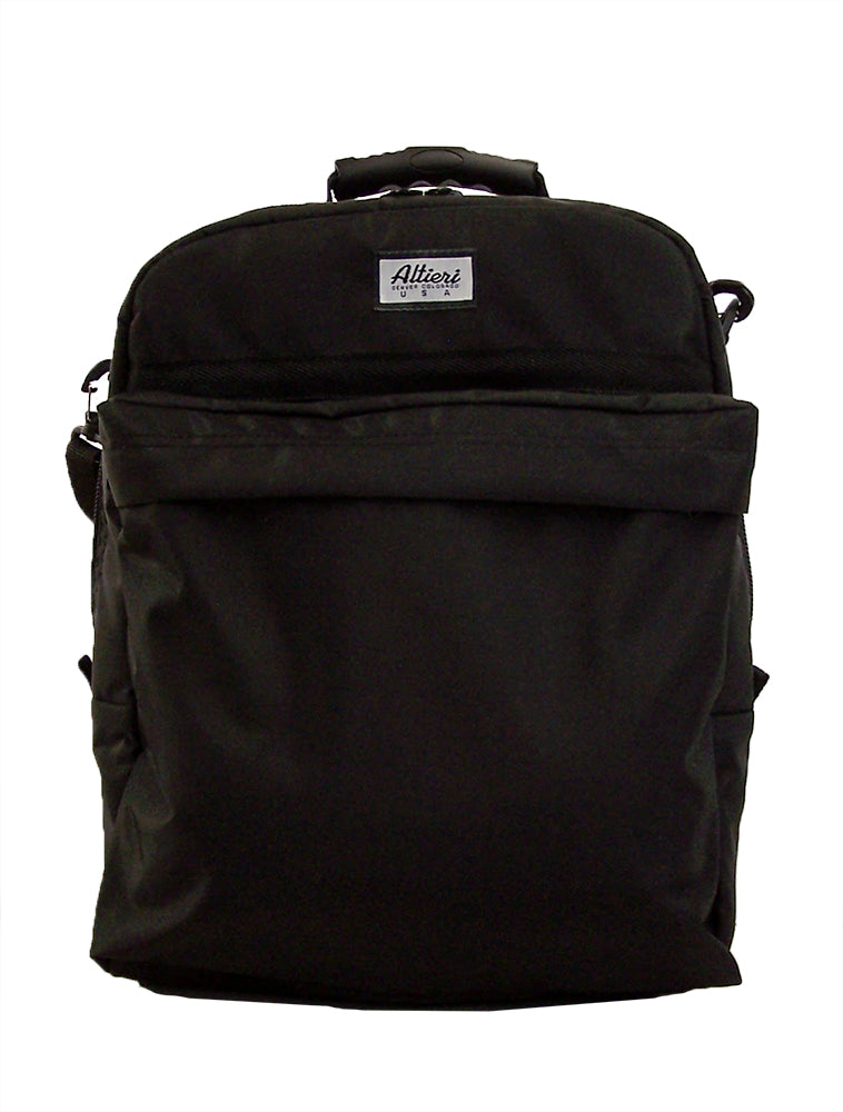 Single/Small Double Clarinet & Laptop Backpack  #CLBP-00