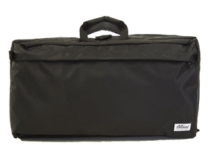 Clarinet Double Case with Double Pocket Casecover - #CLDP-DB