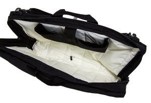 Alto Flute, Flute and Piccolo Combo Case Cover Double Pocket