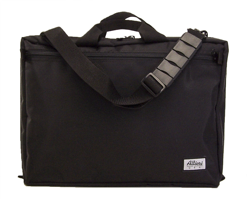 Music Briefcase/Conductor's Bag Deluxe Style with Padding #40D