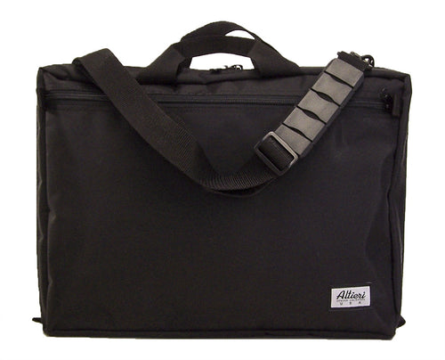 Music Briefcase/Conductor's Bag Deluxe Style with Padding #AYTV-00