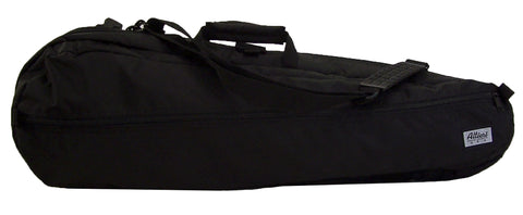 Violin/Viola Shaped/Triangle Case, Double Pocket #44