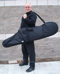 Contrabassoon Gigbag for Amati - #CBGB-AM