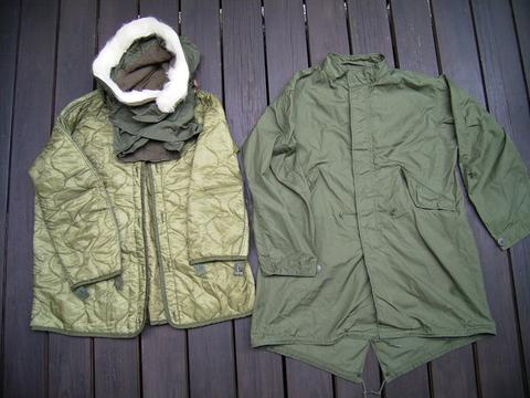 The History of the M-51 Fishtail Parka