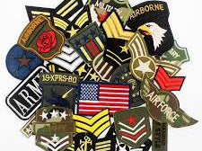 New Patches & Insignia