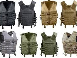 New Military & Tactical Vests