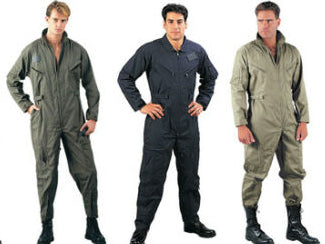 New Flightsuits