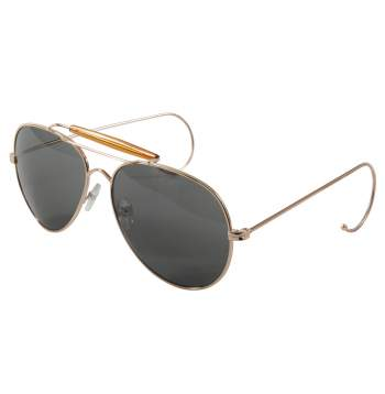 G.I. Type Air Force Pilots Sunglasses With Case