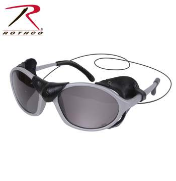 Tactical Sunglasses With Wind Guard