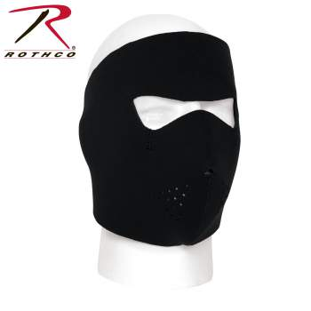 Neoprene Full Face Mask