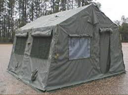 16′ X 16′ POLE TENT BRAND NEW