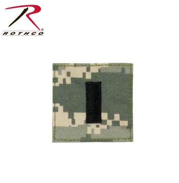 Official U.S. Made Embroidered Rank Insignia - 1st Lieutenant