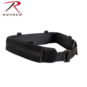 MOLLE Lightweight Low Profile Tactical Battle Belt