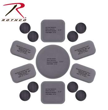 Tactical Helmet Replacement Pad Set
