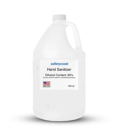 GALLON GEL HAND SANITIZER - Case of 4