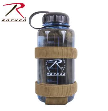 Lightweight MOLLE Bottle Carrier