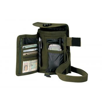 Canvas Travel Portfolio Bag