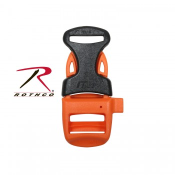 Whistle Side-Release Buckle - 5/8""