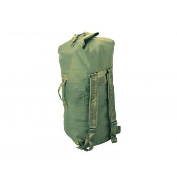 G.I. Type Enhanced Double Strap Duffle Bag