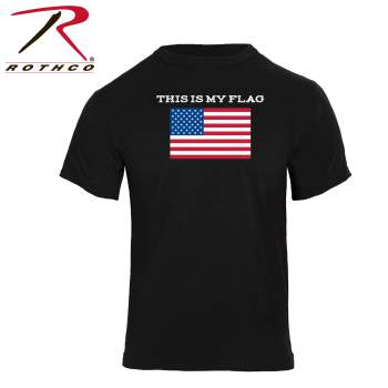 """This Is My Flag"" T-Shirt"