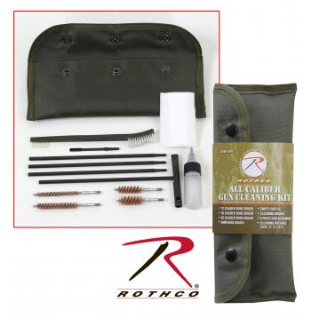 All Caliber Gun Cleaning Kit