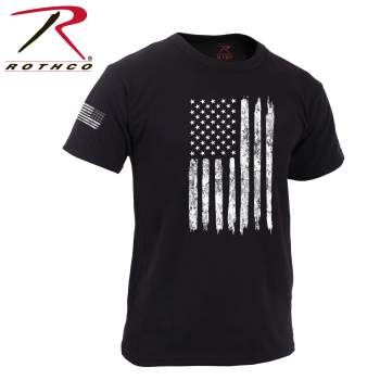 Kids US Flag T-Shirt