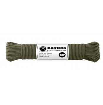 550lb Type III Polyester Paracord