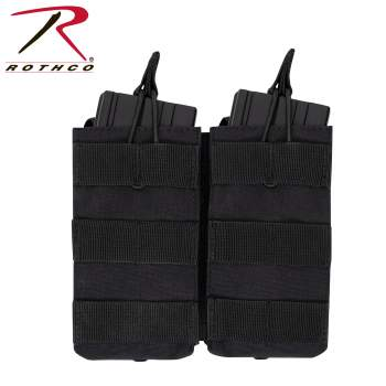 MOLLE Open Top Double Mag Pouch