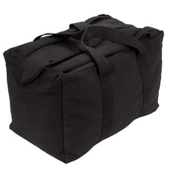 Mossad Type Tactical Canvas Cargo Bag / Backpack