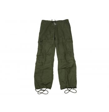 Women's Vintage Style Paratrooper Fatigue Pants