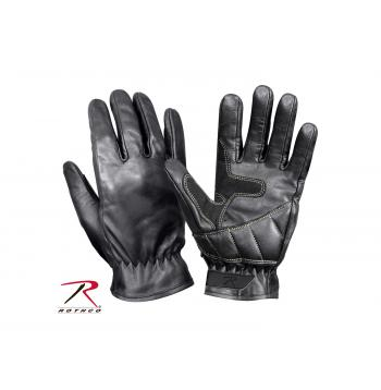 Leather Military Shooters Glove