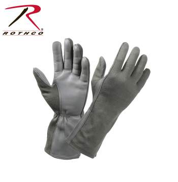 G.I. Type Flame & Heat Resistant Flight Gloves
