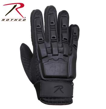 Armored Hard Back Tactical Gloves
