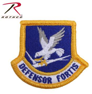 US Air Force Flash Patch