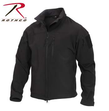 Stealth Ops Soft Shell Tactical Jacket
