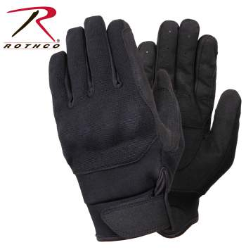 Hybrid Hard Knuckle Gloves