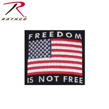 Freedom Is Not Free Low Profile Cap