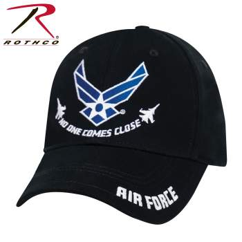 "Air Force ""No One Comes Close"" Low Profile Cap - Black"