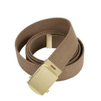 Military Web Belts -  54 Inches Long