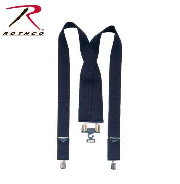 Adjustable Elastic X-Back Pant Suspenders