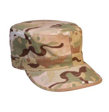 Multicam Rip-Stop Fatigue Cap