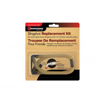 Marksman Slingshot Replacement Kit