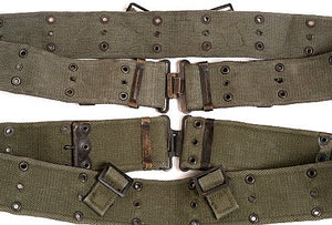 British/Canadian 58 Pattern Web Belt