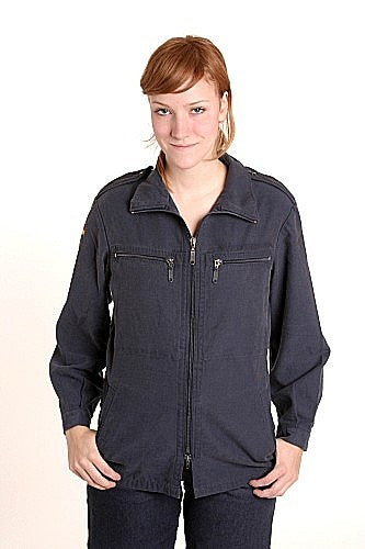 Women's  Luftwaffe Mechanics Flight Jacket - Germany