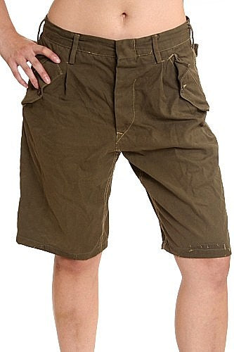Women's Italian Army Shorts