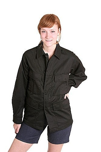 Women's Poplin Battledress Shirt