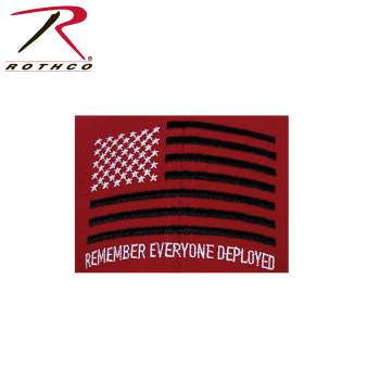 R.E.D. (Remember Everyone Deployed) Low Profile Cap