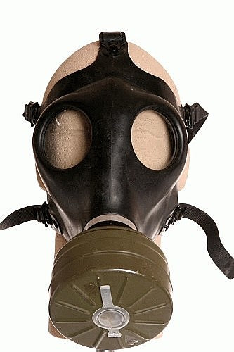 Gas Mask - Filter Only