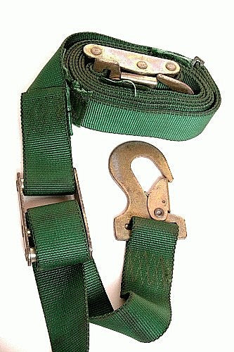 Ratchet Tie - Down Web Strap