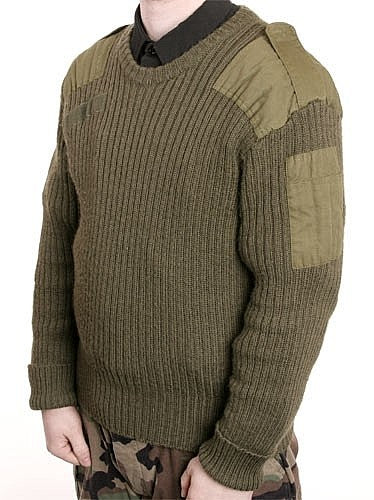British Commando Sweater